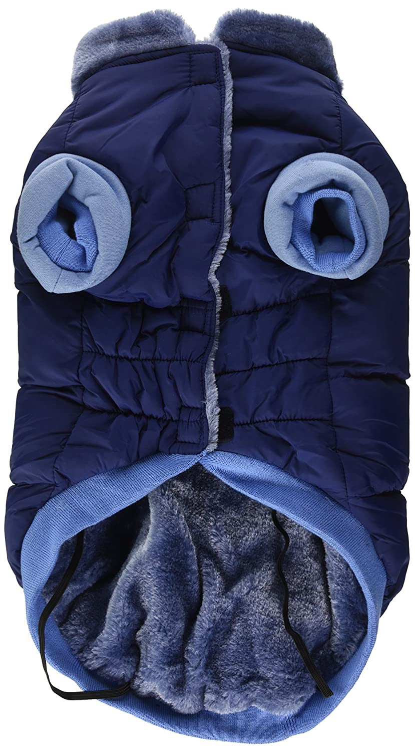 45 cm CROCI Stuffing Jacket for Dogs, bluee, 45 cm