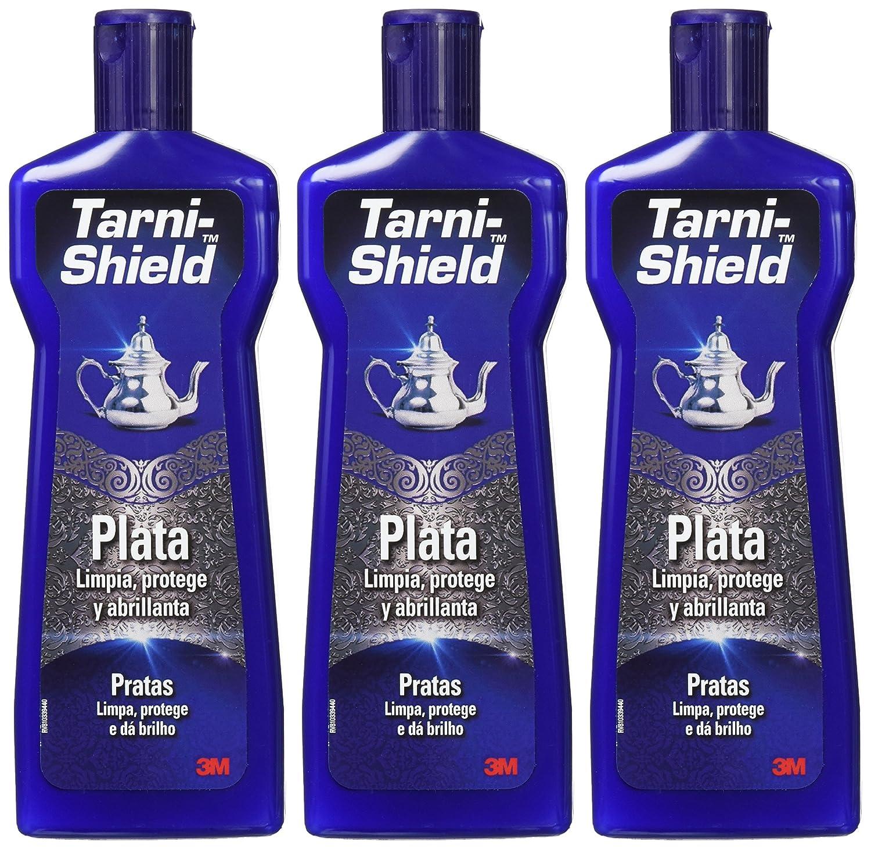 Tarni-Shield - Limpiador Plata, 250 ml - [Pack de 3]: Amazon.es: Salud y cuidado personal