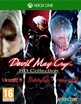Devil May Cry HD Collection [XO]