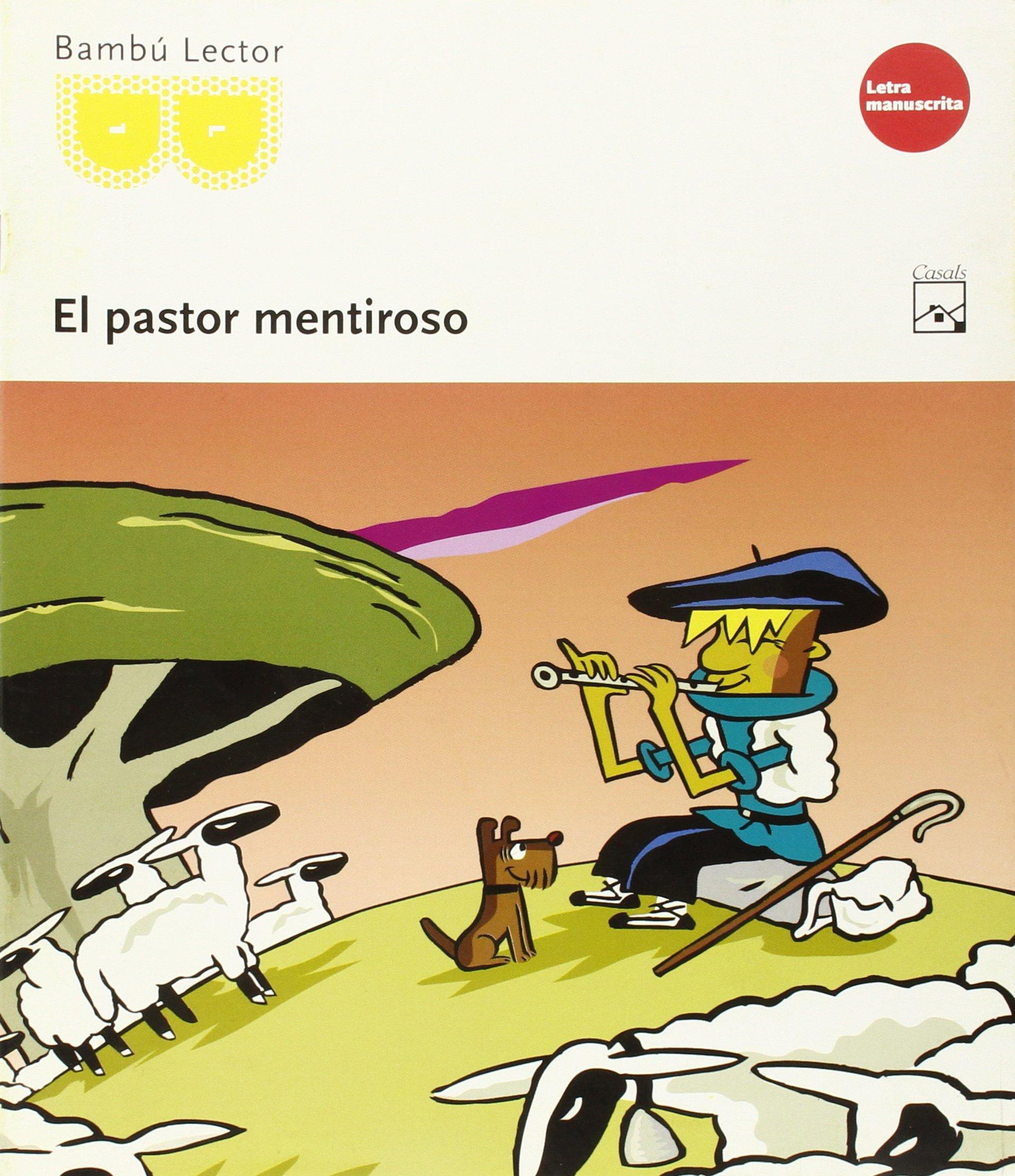 Guía de lectura. El pastor mentiroso. Manuscrita - 9788421841914 ...