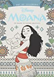 Art of Coloring: Moana: 100 Images to Inspire Creativity
