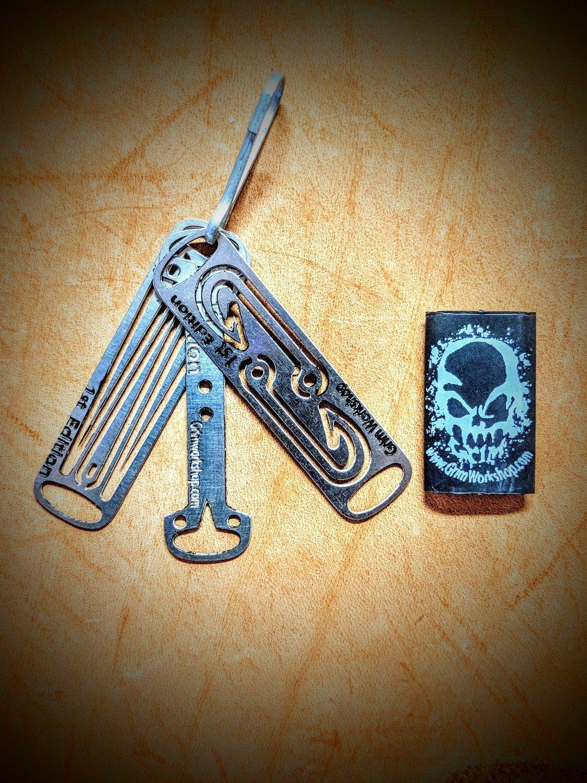 Grim Workshop Sportsmans Micro Tool Bundle by Grim Workshop