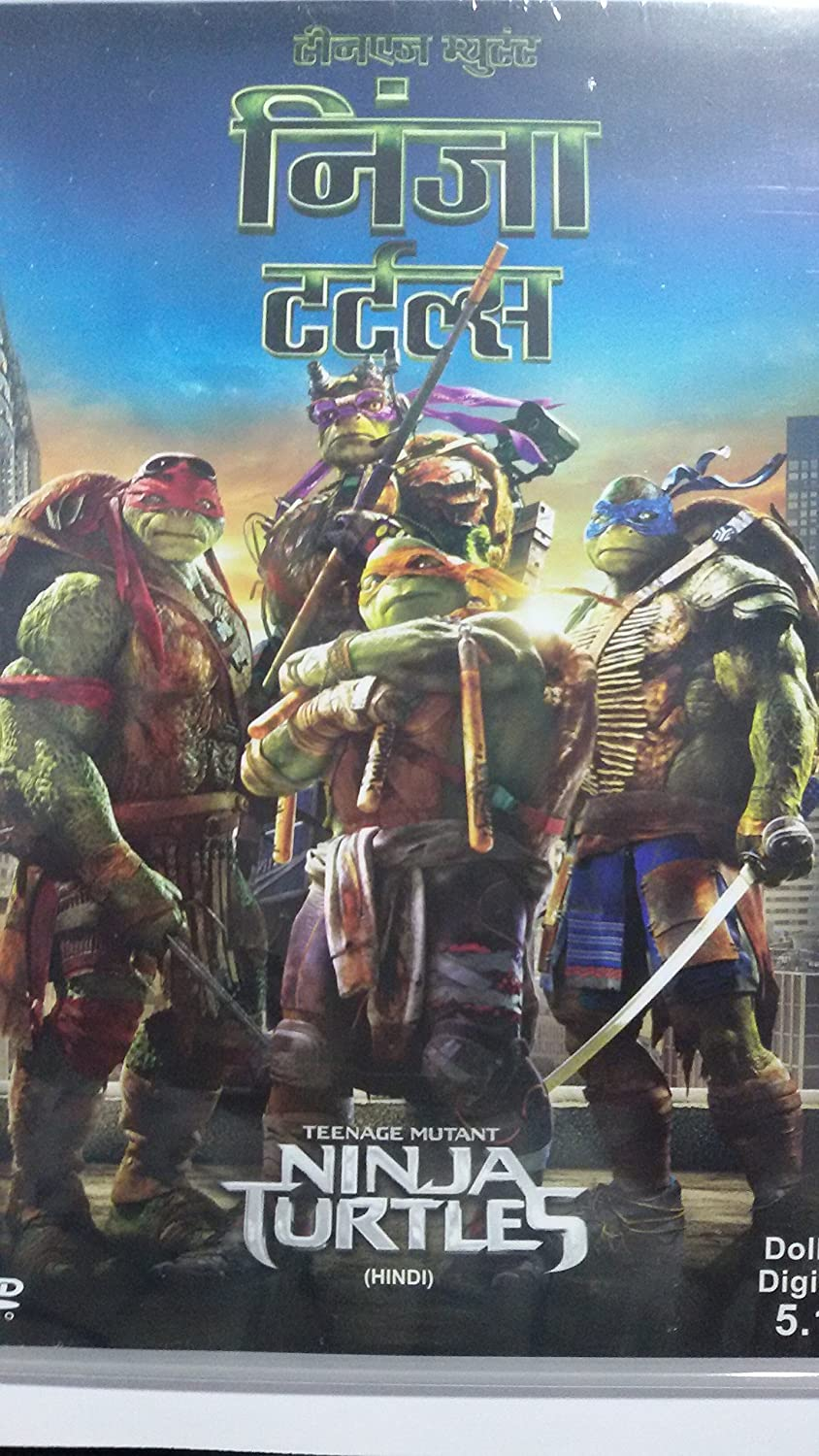 Amazon.com: Teenage Mutant Ninja Turtles (Hindi): Movies & TV