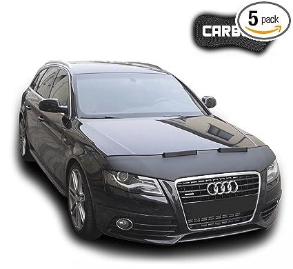 Amazon Com Hood Bra For Audi A4 B8 A5 8t Carbon Bonnet Car Bra