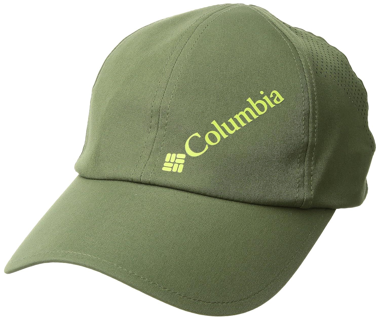 Columbia Silver Ridge Ball Cap Gorra, Hombre, Mosstone, Fission, Talla única: Amazon.es: Deportes y aire libre