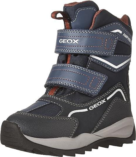 Geox J KURAY Boy B ABX A Stivali da Neve Bambino