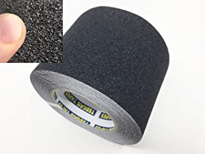 """Anti Slip Tape - 4"""" X 30 ft - Grip & Friction Tape for Outside Steps, Walkways, Decks, Equipment, Wheelchair Ramps, Step Ladders & More 