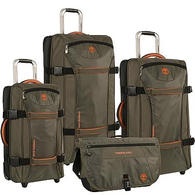 Timberland 4 Piece Spinner Luggage Set