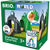 BRIO World  - Smart Tech - 33935 - LOT DE 2 PORTIQUES INTELLIGENTS
