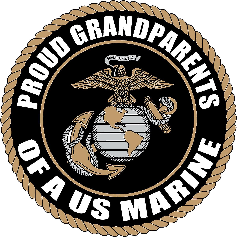 USMC United States Marine Corps Vinyl Decal USA Military Sticker America Proud