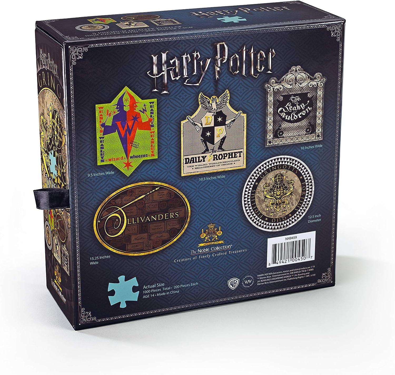 Diagon Alley Shop Signes Harry Potter-Jigsaw Puzzle 200pcs