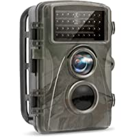 TEC.BEAN Trail Camera 12MP 1080P Full HD Hunting Game Camera