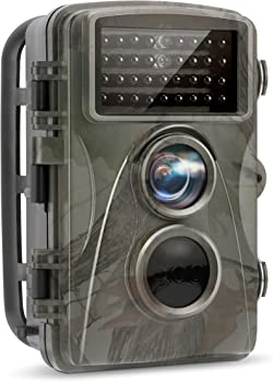 TEC.BEAN Trail Camera 12MP 1080P Full HD Hunting Game Camera