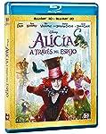 Alicia a través del espejo (BR3D+BR) [Blu-ray]