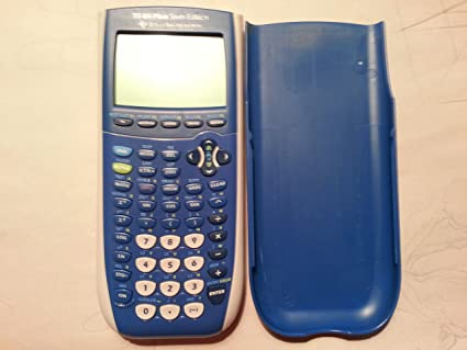 ti-84 plus silver edition graphing calculator download