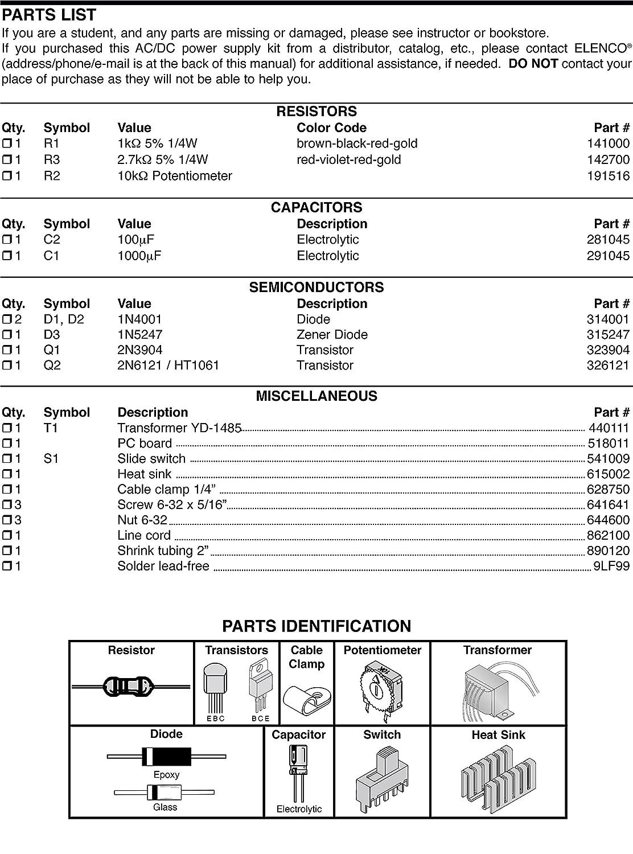 Amazon elenco 0 15v power supply soldering kit soldering amazon elenco 0 15v power supply soldering kit soldering required toys games buycottarizona