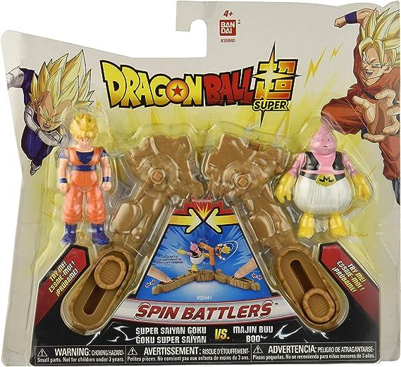 Bandai 35940 - Combate Final Dragon Ball Super, pack de 2, modelos surtidos: Amazon.es: Juguetes y juegos