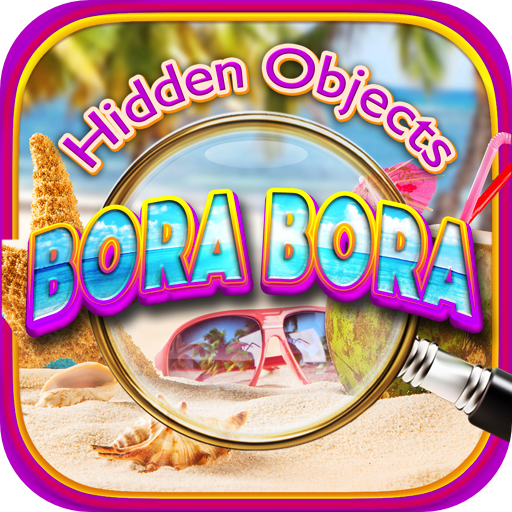 Hidden Objects Bora Bora - Fantasy Island Adventure FREE]()