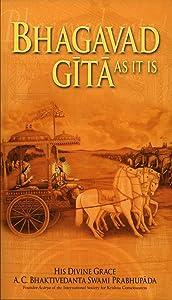 Bhagavad-Gita As It Is (Paperback)