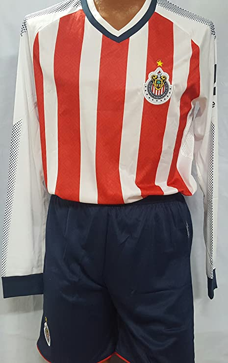 quality design 0d739 02a1f Amazon.com : New! Chivas de Guadalajara Home Generic Replica ...