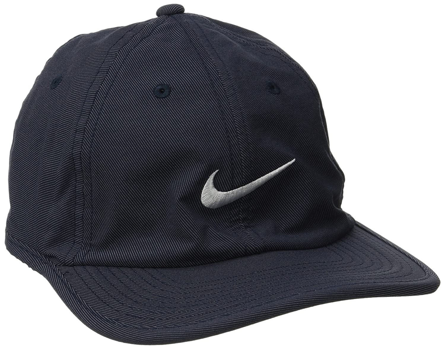 f7579dc41e82b ... usa amazon nike obsidian white nike heritage dri fit twill adjustable  cap 589519 451 sports outdoors
