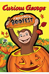 Curious George: A Halloween Boo Fest Kindle Edition