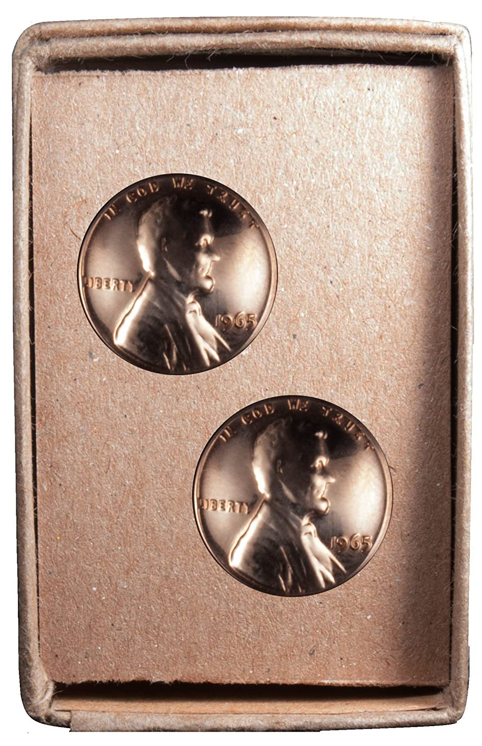 US Copper Penny Cuff Links www.commoncentsjewelry.com 1959PennyCuff