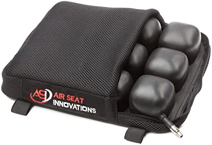 Amazon Com Air Motorcycle Seat Cushion Pressure Relief Pad For