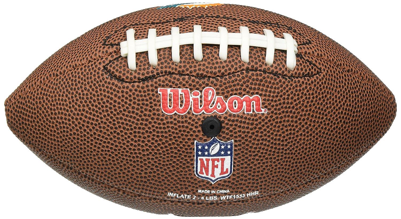 NFL Miami Dolphins Mini Team Logo Football: Amazon.de: Sport & Freizeit