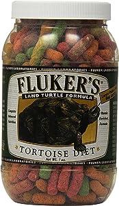 Fluker's 70021 Tortoise Diet Large Pellet Food