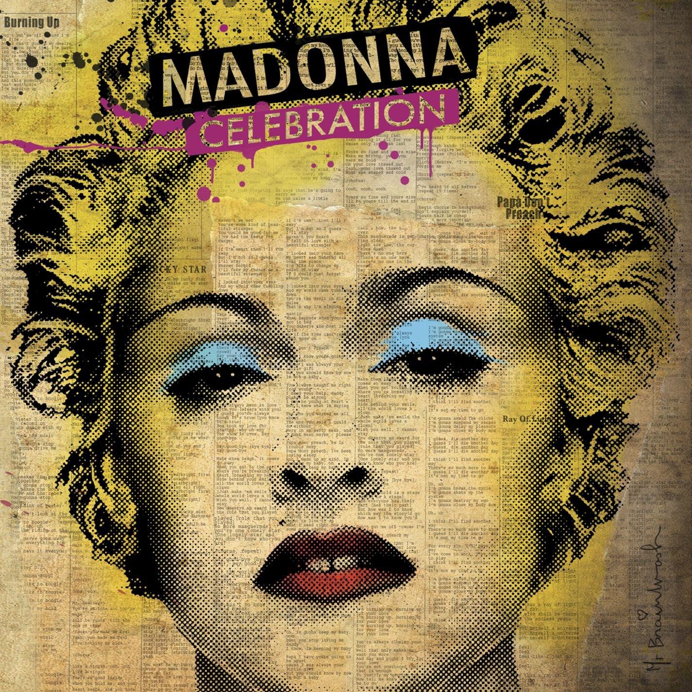 Celebration : Madonna: Amazon.es: CDs y vinilos}