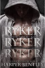Ryker (The Powers That Be Book 4) Kindle Edition