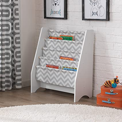 KidKraft Bookcase, Grey