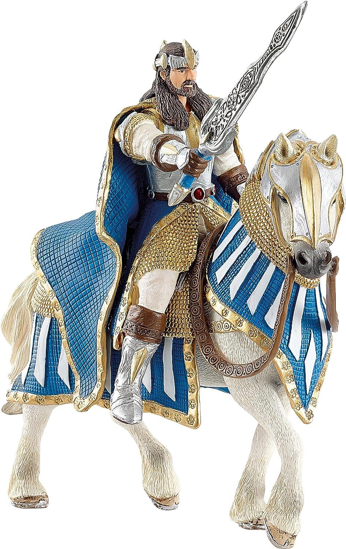 Drachenritter K/önig zu Pferd SCHLEICH 70115