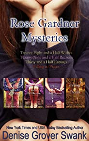 Rose Gardner Mystery Box Set #1