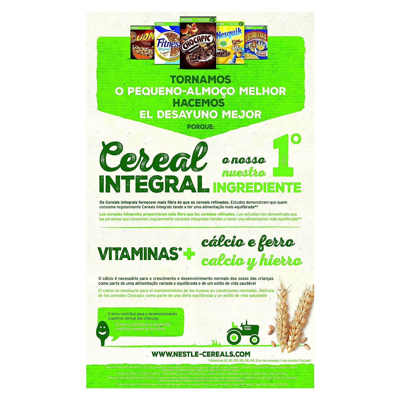 Nestl Chocapic Cereales Desayuno 750G - [Pack de 7]: Amazon.es: Alimentación y bebidas