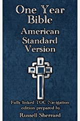 One Year Bible - American Standard Version Kindle Edition