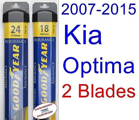 Amazon.com: 2007 – 2015 Kia Optima – Conjunto ...