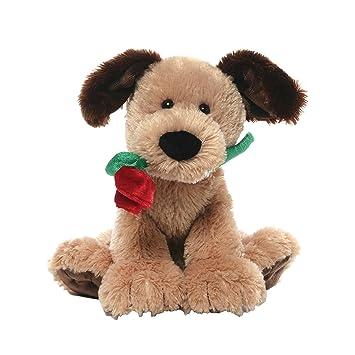 gund deangelo valentines day dog stuffed animal plush - Dog Valentines Day