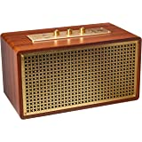 AmazonBasics Vintage/Retro Bluetooth Speaker