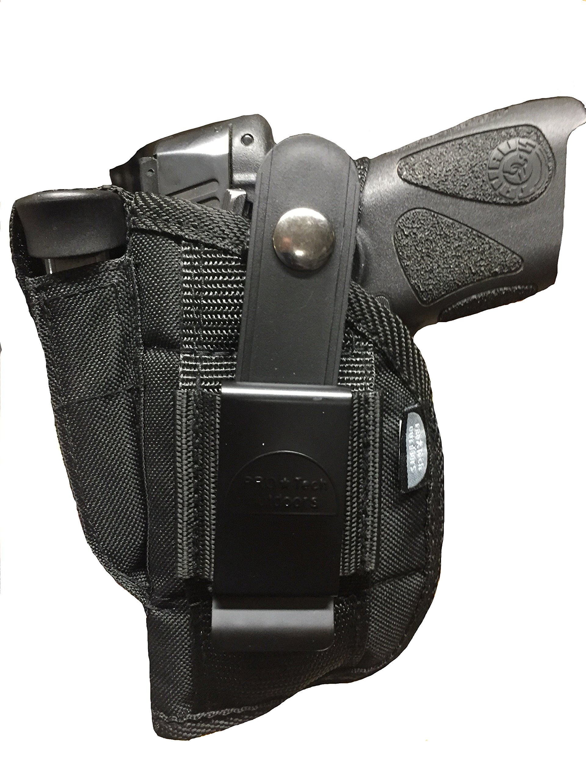 Pro-Tech Outdoors Gun Holster fits Smith and Wesson M&P Shield 40,45 With Laser