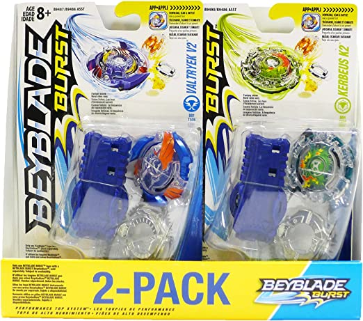 Beyblade C3601 Bey Value Pack 4: Amazon.es: Juguetes y juegos