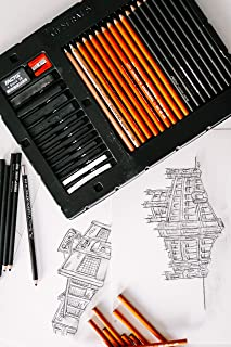 product image for Charcoal Drawing Set-