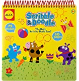 ALEX Toys Artist Studio Scribble and Doodle
