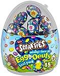 Smarties Nestlé Egg Hunt Pack, 285g, Pack of 15
