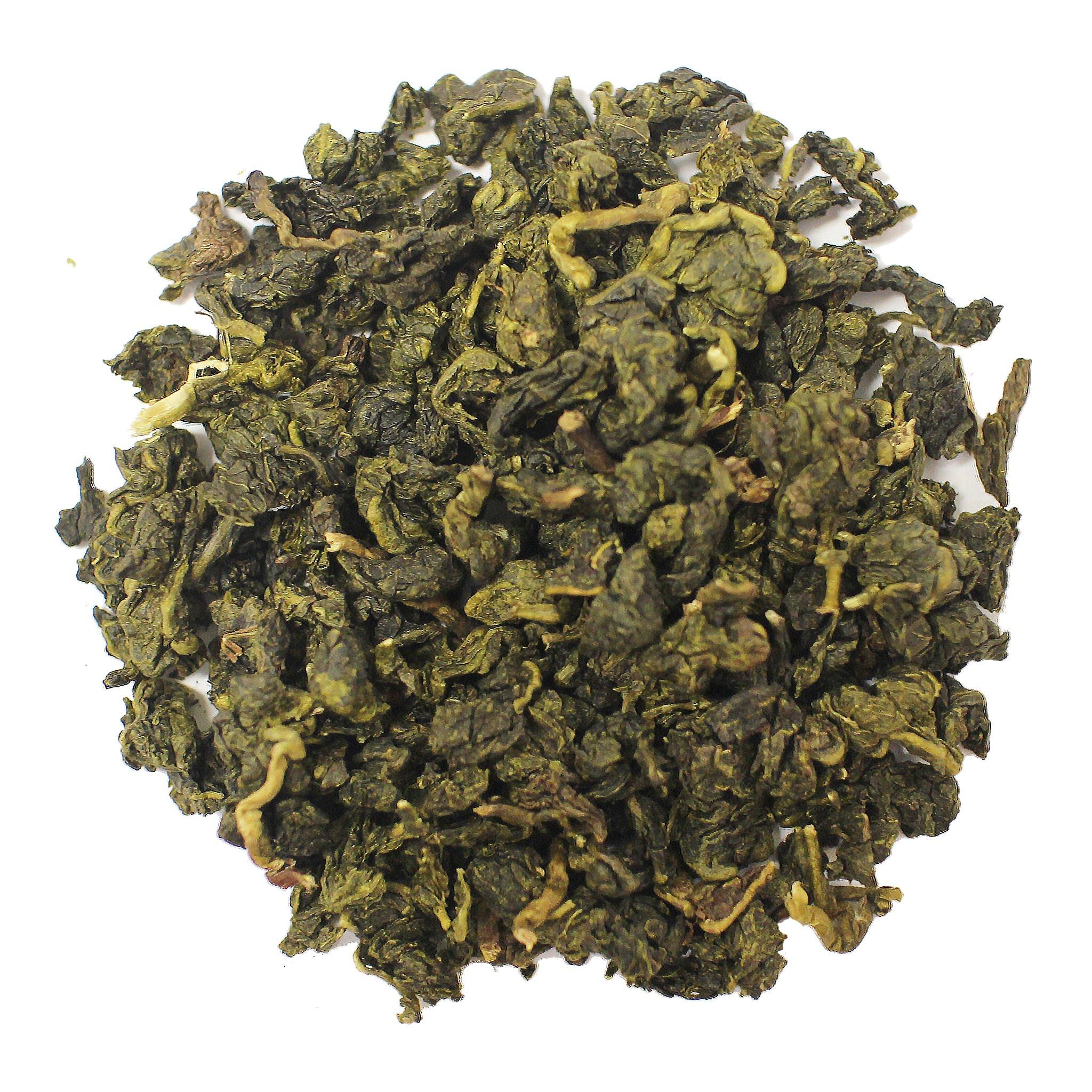 The Tea Farm - Milk Oolong Tea - Loose Leaf Oolong Tea (8 Ounce Bag) by The Tea Farm