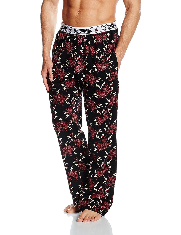 Joe Browns Rock Pyjamas, Pijama para Hombre, Rojo (Red), XXL (Talla del Fabricante: 38): Amazon.es: Ropa y accesorios
