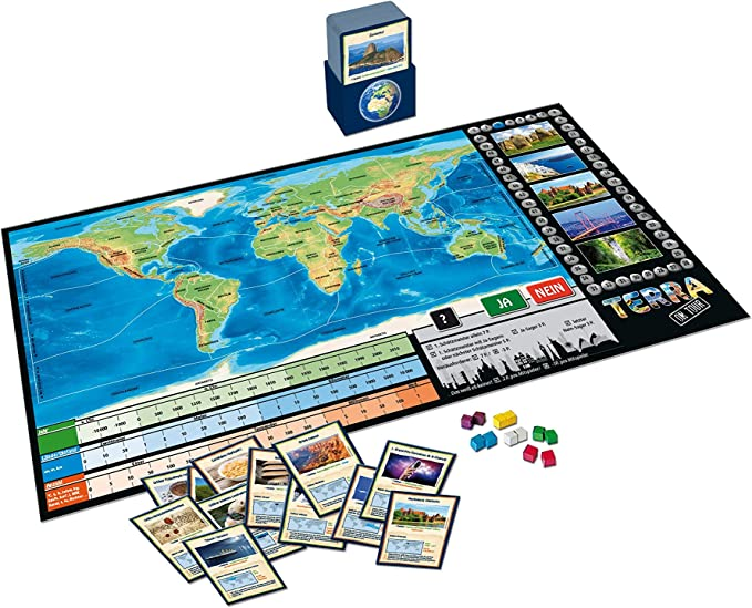 Huch & Friends 879356 Juego de Mesa de Aprendizaje Juego Familiar: Amazon.es: Juguetes y juegos
