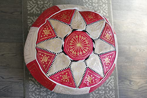 Moroccan Pouf Living Room Pouf