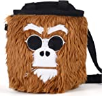 Monkey Chalk Bag - Cool Animal Chalk Bag Edition for Rock